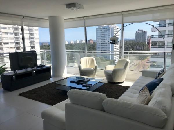 alquiler por temporada apartamento 2 dormitorios torre bellagio - lmt770a