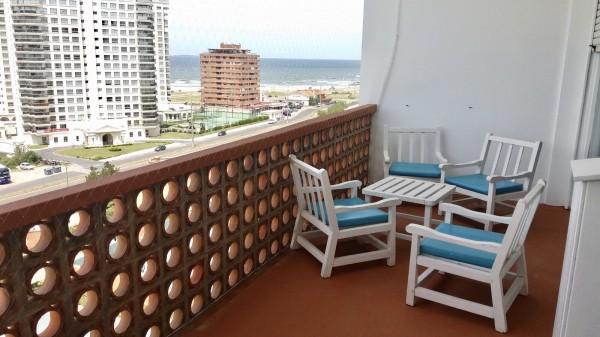 alquiler temporada apartamento 1 dormitorio torre vanguardia  - lmt947a
