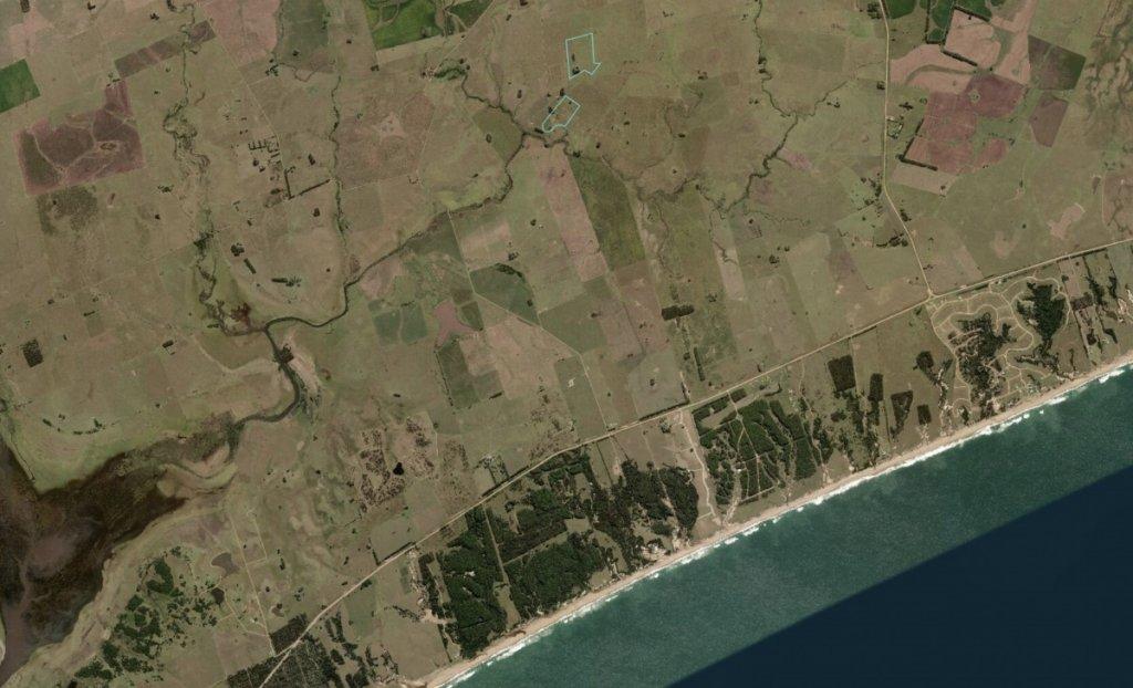 Campo Ref.5479 - Campo 12 has y otro de 9 has a una cuadra uno del otro en Garzón a 2 km del mar. Se venden Juntos o por separado. Consulte!!!!!!!!
