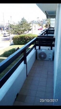 punta del este, mansa,  frente al mar, apartamento con terraza . - dbp1300a