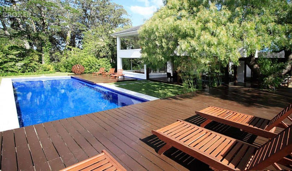hermosa casa en venta y alquiler golf - punta del este - hho130c