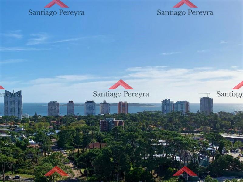 Apartamento ID.6815 - Excelente Apartamento de Dos Dormitorios con Vista al Mar - Punta del Este
